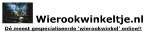 Logo wierookwinkeltje.nl